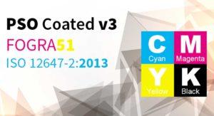 PSO Coated v3 (FOGRA51) – Nový standart pro ofsetový tisk