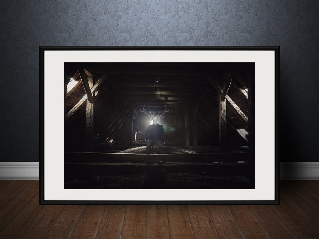 Fotomanipulace | Oběšenec