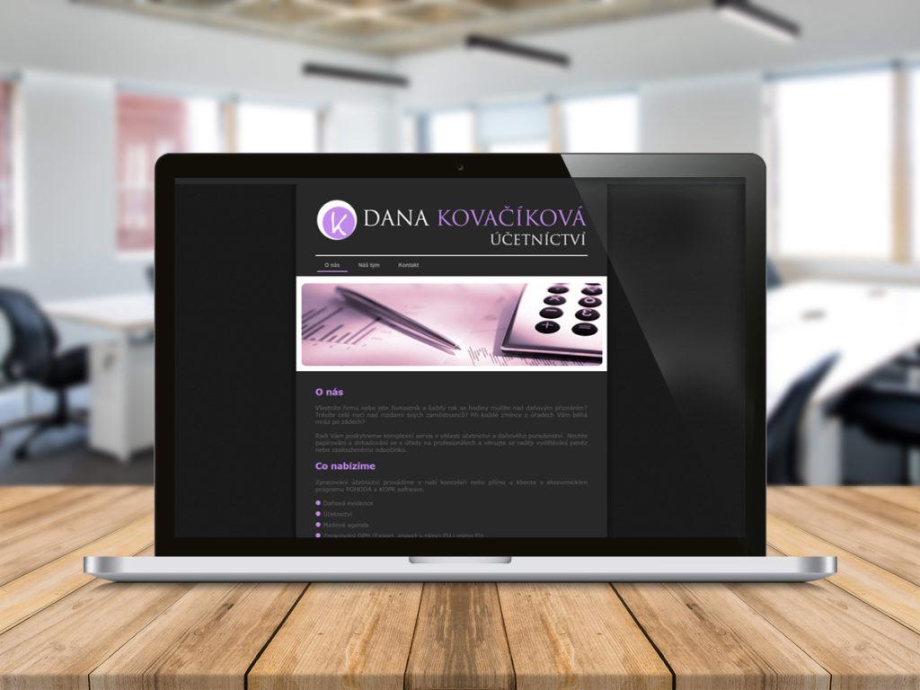 webdesign-dana-kovacikova