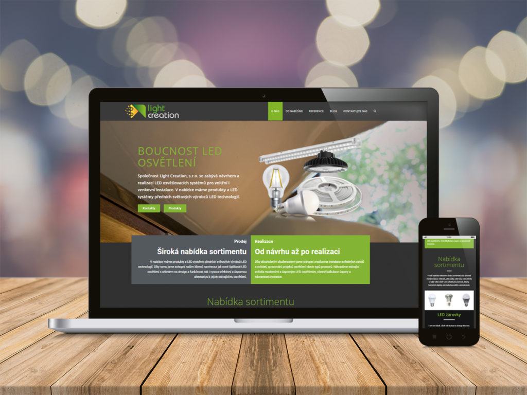 webdesign-light-creation