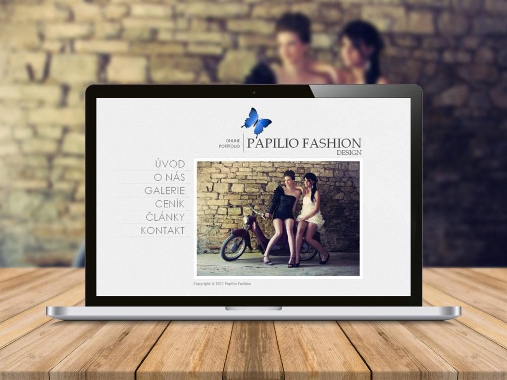 webdesign-papilio-fashion