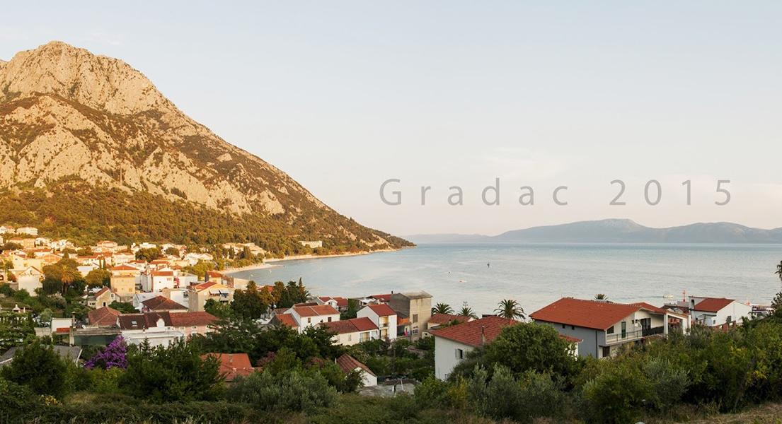 Dovolená v Chorvatsku ve slunném Gradaci 2015