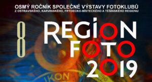 Pozvánka na výstavu fotografií Regionfoto 2019