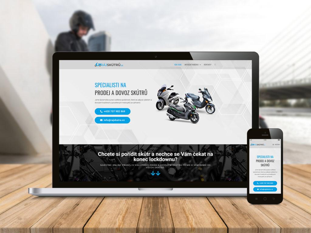 Webdesign | WordPress | Rajskutru